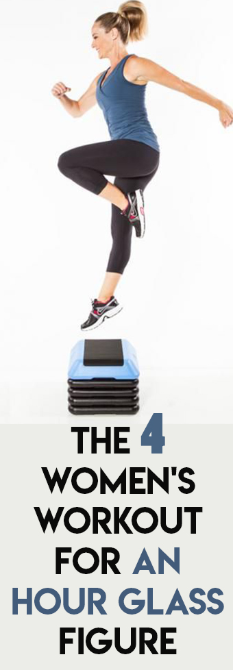 The 4 Women's Workout for an Hourglass Figure